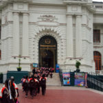 Visita al Congreso